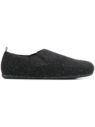 Camper plain slippers - Cinza