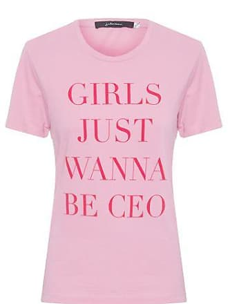 J. Chermann T-shirt Girsl Just J. Chermann - Rosa