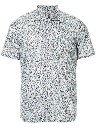 Corneliani Camisa estampada - Estampado