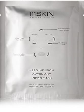 111Skin Meso Infusion Overnight Micro Mask X 4 - Colorless