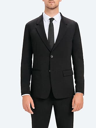 Ministry of Supply Mens Velocity Suit Jacket - Black size 36
