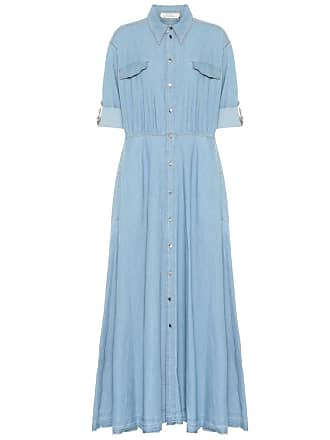 Dorothee Schumacher Denim Dream maxi dress