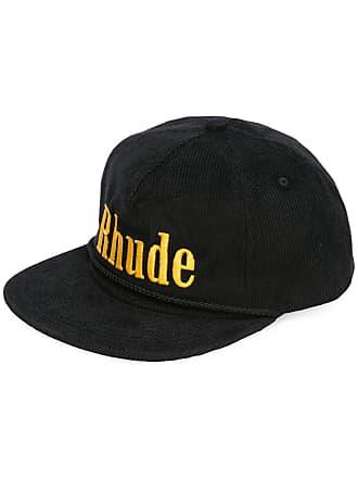 Rhude Boné com logo - Preto
