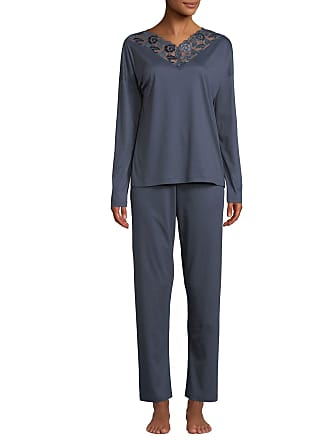 25309931b4 Zimmerli Sea Island Lace-Trim Pajama Set