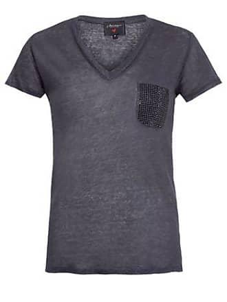 J. Chermann T-shirt Basic Bolso J. Chermann - Cinza