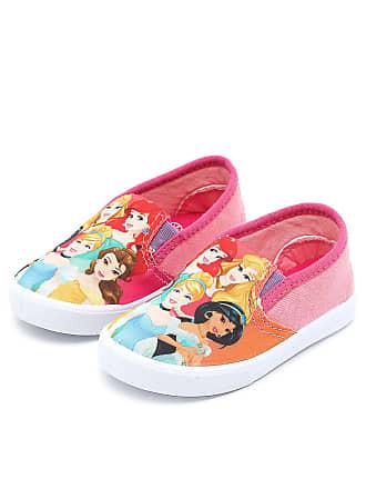 Disney Slip On Disney Princesas Rosa