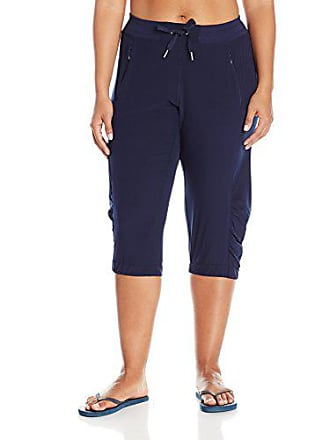 ed3467adfb31f Calvin Klein Performance Womens Plus SizeBanded Bottom Capri 19 1 2 Inseam  Size