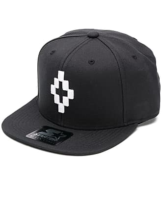 Marcelo Burlon Cappello Starter Cross - Di Colore Nero 19eff89e7f34