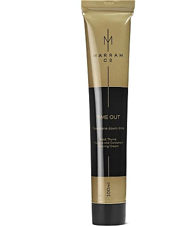 Marram Co Time Out Shaving Cream, 100ml - Colorless