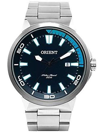 Orient Relógio Masculino Orient Analógico Esportivo Mbss1196A Pasx - Prata