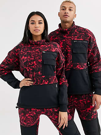 The North Face 94 Rage - Pile rosa rosso