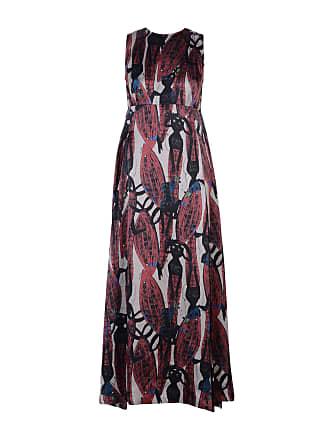 L'autre Chose DRESSES - Long dresses su YOOX.COM