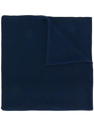 Pringle Of Scotland Echarpe de tricô - Azul