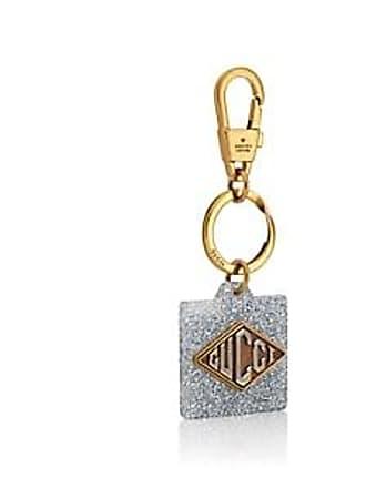 05ea4cab724 Gucci Mens Logo Key Chain - Gold