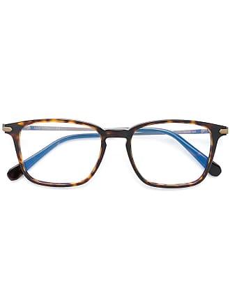 Brioni Óculos quadrado - Marrom