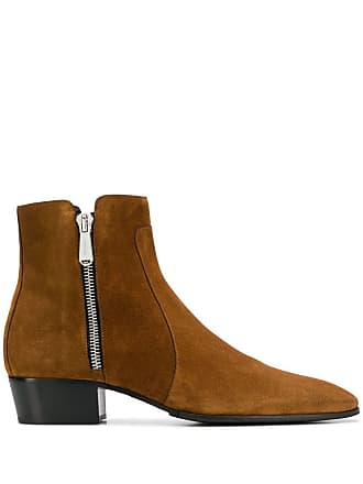 Balmain Mike ankle boots - Marrom