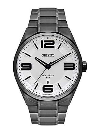 Orient Relógio Masculino Orient Analógico MPSS1002-S2PX - Preto