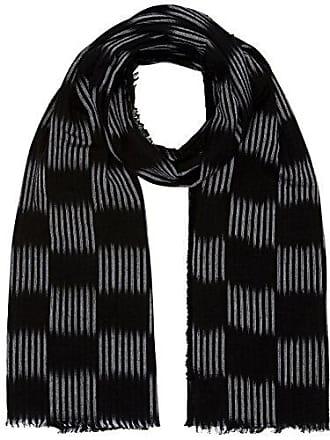 405b67e81cbf Levi s Ikat Checkerboard Oblong, Echarpe Homme, (Noir Regular Black),  Unique (