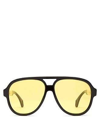 a9381124ac7 Gucci Aviator Sunglasses for Men  207 Items