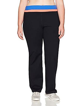 6cdbd0667a7 SHAPE Activewear Womens Plus Size Everyday Straight Pant