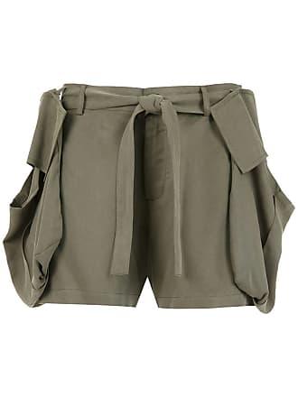 Uma Planta shorts - Green