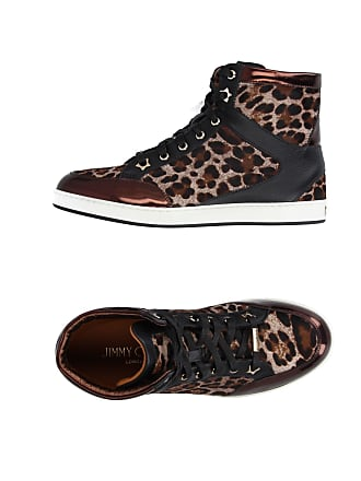 Jimmy Choo London CALZATURE - Sneakers   Tennis shoes alte 7e238d9023a
