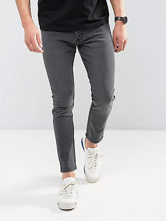 Brave Soul Skinny Jeans - Gray