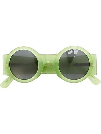 4e9c952312b90 Linda Farrow Dries Van Noten 98 C1 sunglasses - Green