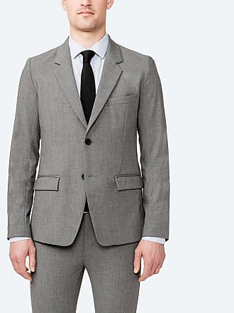 Ministry of Supply Mens Velocity Suit Jacket - Grey size 36