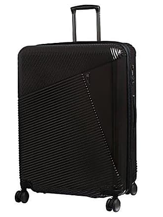 IT Luggage 30.9 Metamorphic 8 Wheel Spinner, Chocolate Aubergine