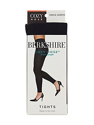 4bb56d52b14 Berkshire Womens Plus Size Cozy Hose Ankle Length Footless Tights