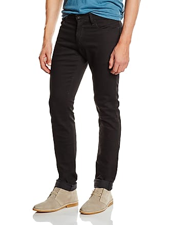 be172793ce800c Tommy Jeans Hilfiger Denim Scanton Slim Mens Jeans Blco - Black - W33 L36