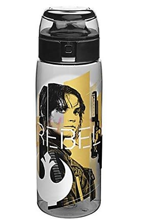 Plastic Water Bottle Zak Designs 16.5 oz New