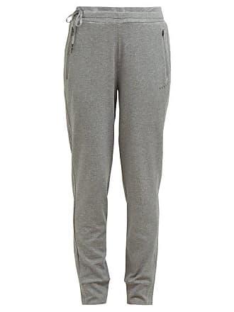 Falke Sonnett Cotton Blend Track Pants - Womens - Grey
