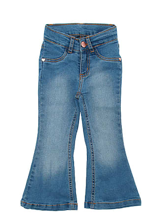 Hering Kids Calça Jeans Hering Kids Menina Lisa Azul