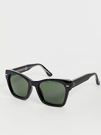 99954e38ff Spitfire Gafas de sol cuadradas negras de Spitfire