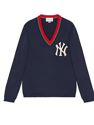 Gucci Jersey de Hombre con Parche NY Yankees ca0a81c90ec