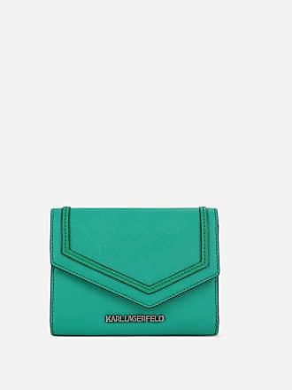 Karl Lagerfeld K/Rock Saffiano Wallet
