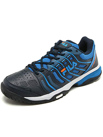 557240cc491 Fila Tênis Fila After Shock 2.0 Azul