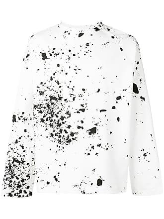OAMC Moletom com estampa - Branco