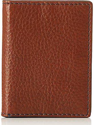 d63b4d888a Fossil Herren Geldbörse? Richard Bifold Kartenmäppchen - Portafogli Uomo,  Marrone (Brown),