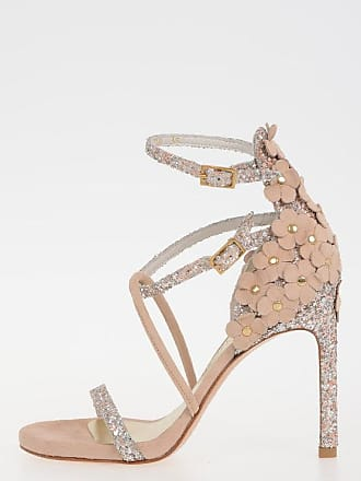 Stuart Weitzman Sandalo WILDTHING Glitter 10cm taglia 35 f56a0043c4e