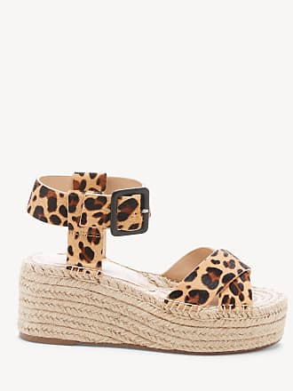 2200896c9be0 Sole Society Womens Audrina Flatsform Espadrille Tan Multi Size 9 Leather  From Sole Society