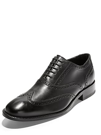6bf4961524b Cole Haan Mens Williams Leather Wingtip Oxfords