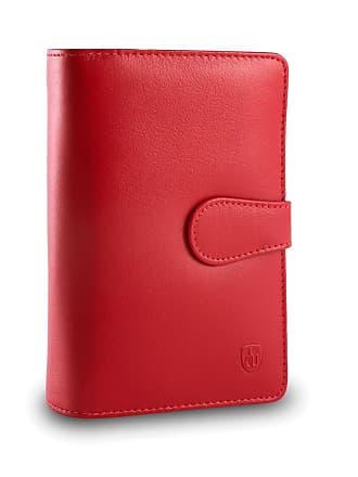 dv Grand portefeuille pour femme en cuir avec de nombreuses poches er 2  porte-monnaie c9e6e0a5c6c