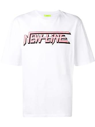Ex Infinitas Newline T-shirt - Branco