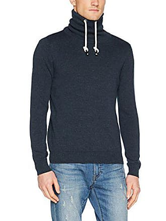 Tom Tailor Herren Pullover Snood Sweater Out of NEP Yarn cfec21ffec