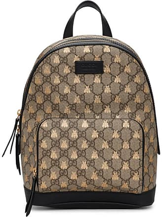 2500707db47 Gucci Beige GG Supreme Bestiary Backpack