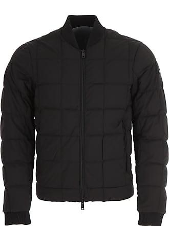 Emporio Armani Daunenjacke für Herren, wattierte Ski Jacke Günstig im Sale,  Schwarz, Daunen 51225c11b0