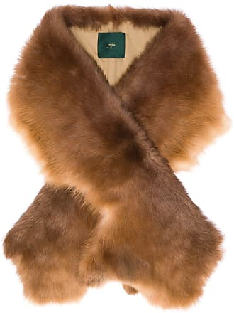 JEJIA fur collar scarf - Neutro